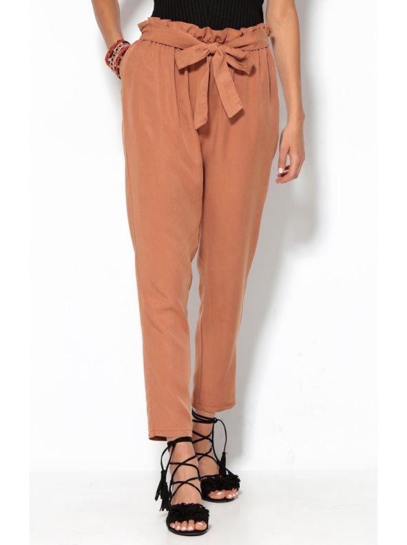 Boutique en ligne 53841 93000 Pantalón largo cintura elástica