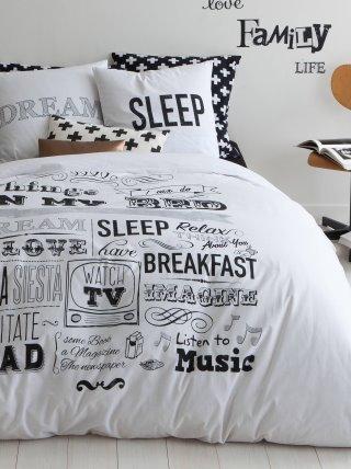 Funda nórdica SLEEP con estampado