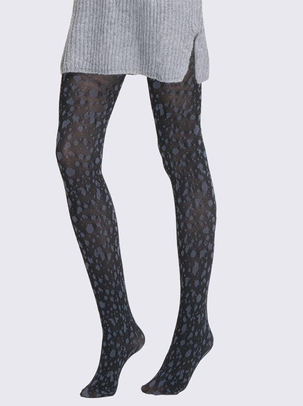 Panty para mujer de fantasía con diseño paint CHERIE