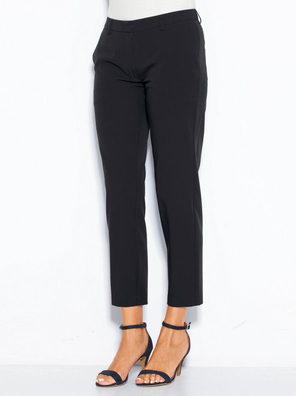 Women's long trousers smooth with tweezers VENCA