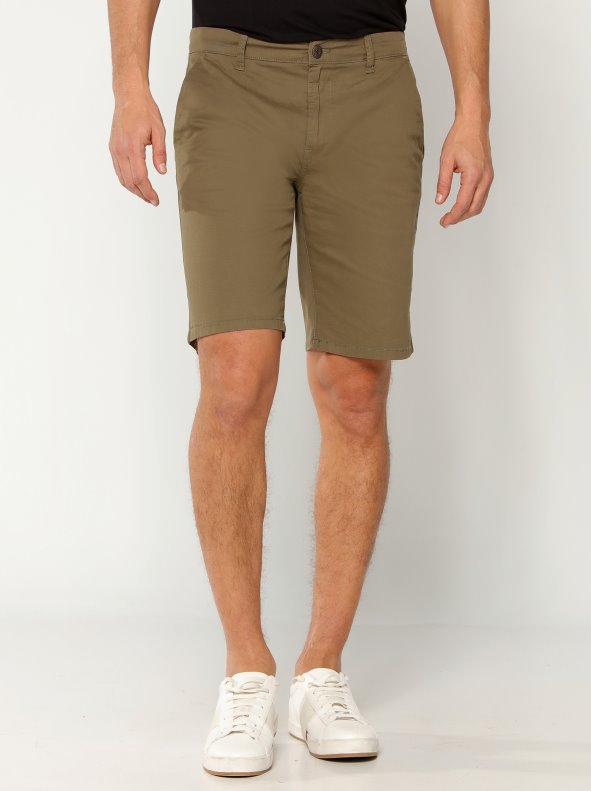 Shorts hombre algodón estilo chinos ONLY & SONS