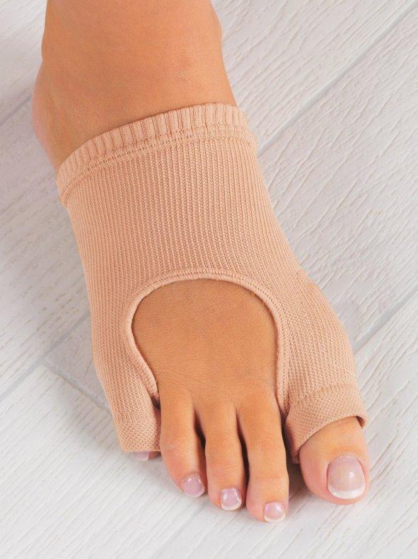 Rectificador doble para los dedos del pie pulgar y meñique