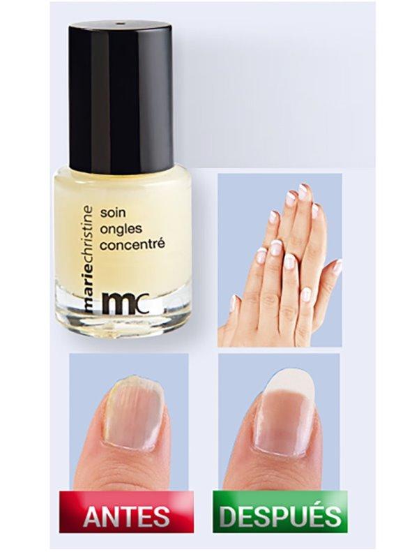 Esmalte regenerador uñas secas y quebradizas
