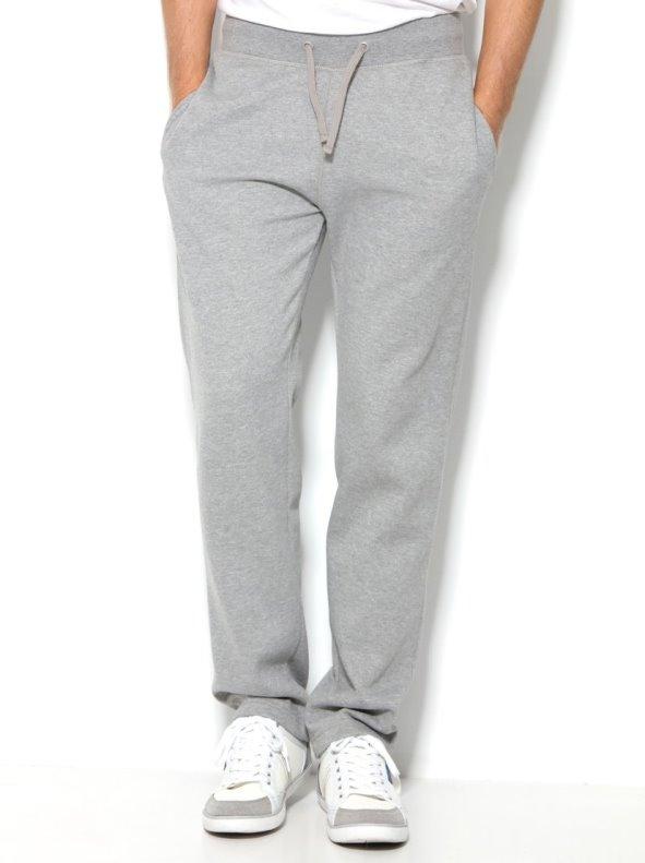 Men's long sweatpants with pockets