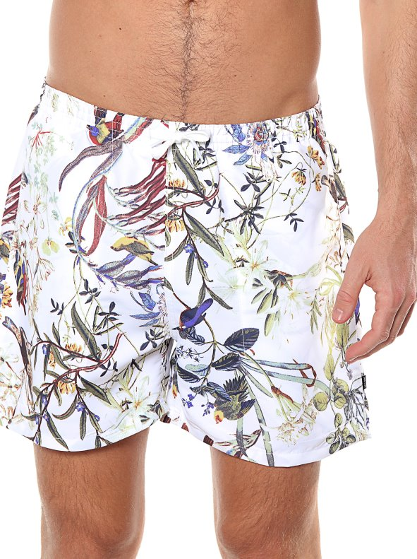 Bañador para hombre diseño tropical ONLY & SONS