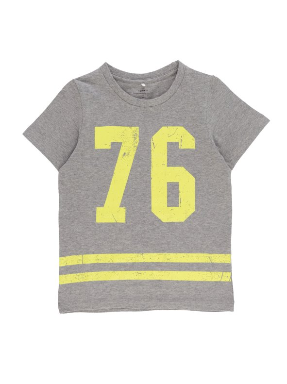 4646e05fc Camiseta estampado números niño algodón bio NAME IT - Venca - 013319