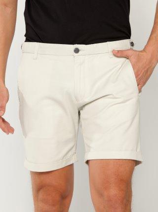 Bermudas clásicas en 100% algodón hombre