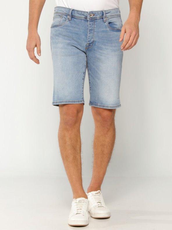 Bermuda pantalón corto vaquero hombre SELECTED