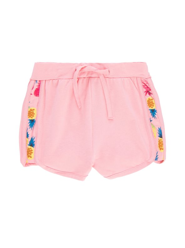 Pantalones cortos niña con laterales estampados NAME IT