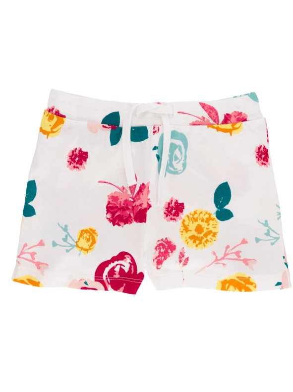 Pantalones corto short para niña en 100% algodón NAME IT NAME IT