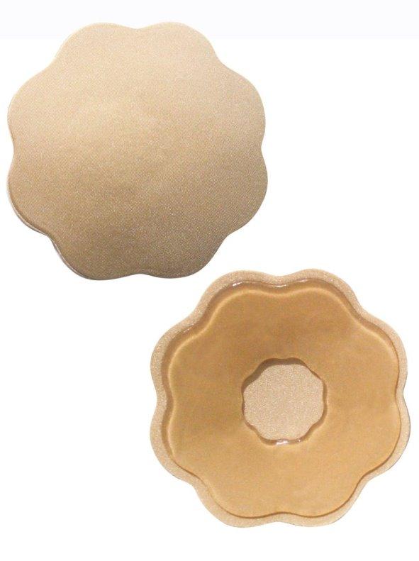 Lote 2 cubre pezones adhesivos hipoalergénicos