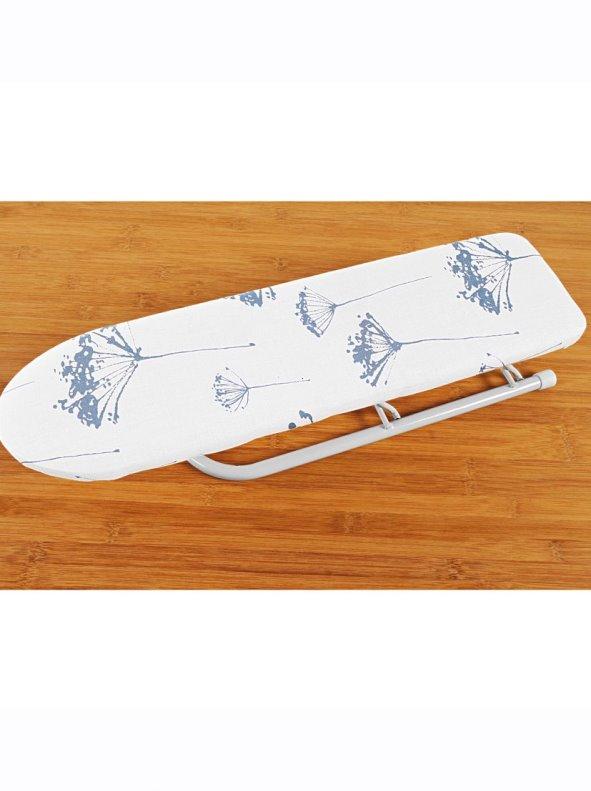 Mini tabla plegable para planchar mangas