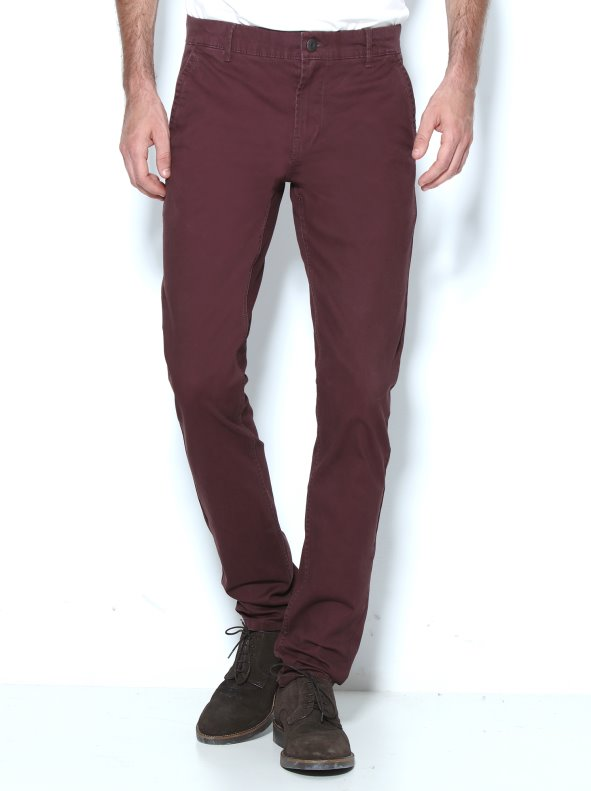 Men's chino-style dress trousers length US 32 ONLY & SONS