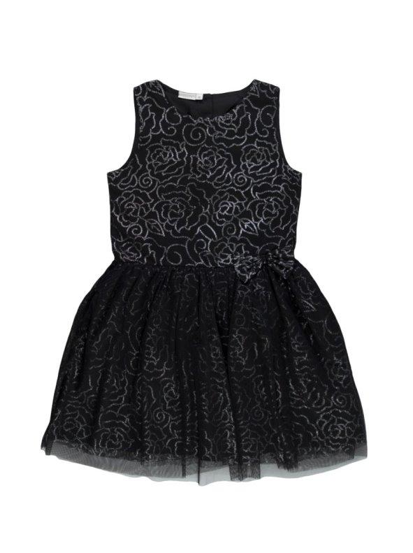 21941a4a01f6 Vestido de niña fiesta sin mangas NAME IT - Venca - 016228