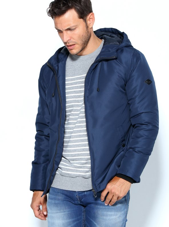 Parka tipo anorak hombre con capucha ONLY & SONS