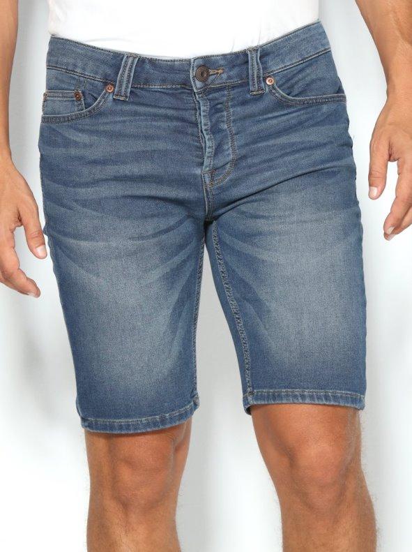 Shorts Man Summer 2018 New Arrival Men S Denim Elastic Short Jeans
