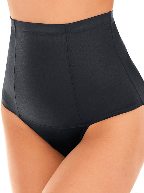 Women's girdle with a reducing effect on the hips and waist VENCA