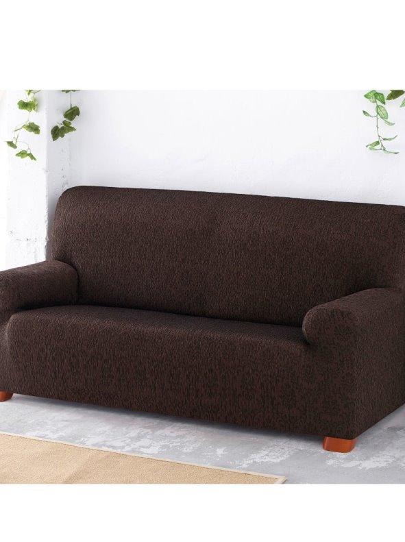 Funda sofá tejido jacquard biextensible Lyon