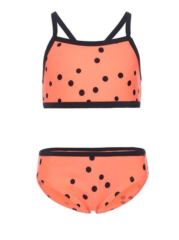 320cd2431 Bikini 2 piezas niña MINI con contrastes NAME IT - Venca - 022305