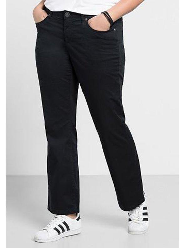 8233b661ec5 Pantalones largos bootcut tallas grandes SHEEGO - Venca - 023273