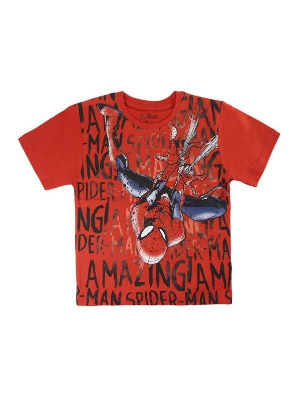 3155ec6c9 Camiseta niño estampada manga corta SPIDERMAN - Venca - 028266