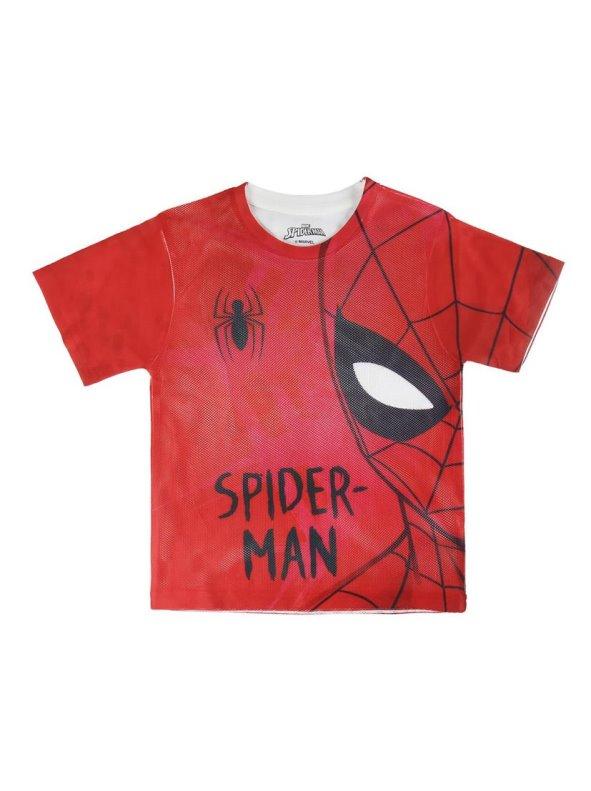 Camiseta niño impresa con personaje SPIDERMAN