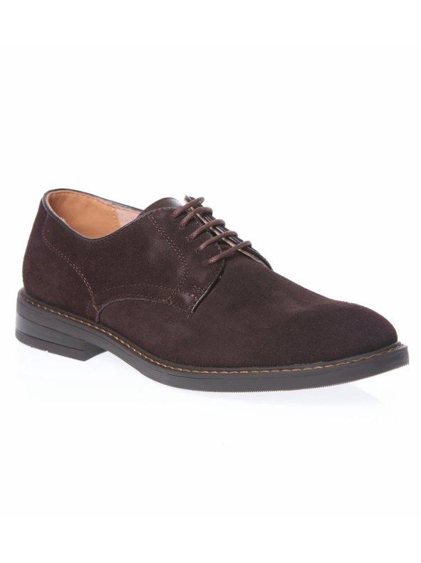 Zapatos mocasines para hombre con cordones