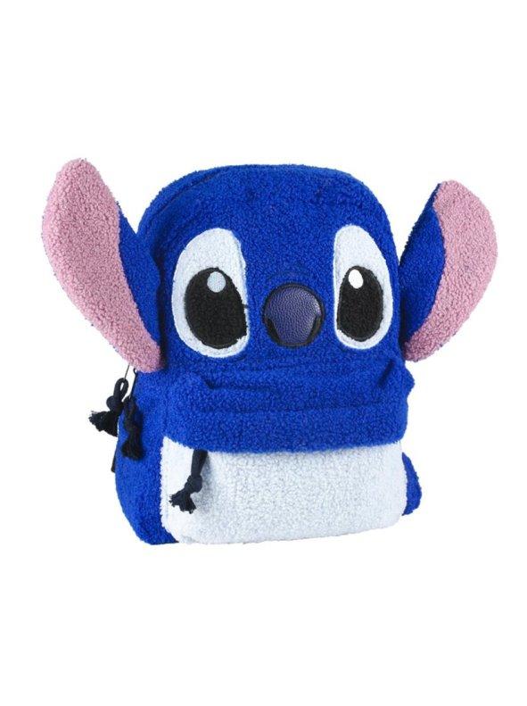 Mochila casual infantil peluche Stitch DISNEY