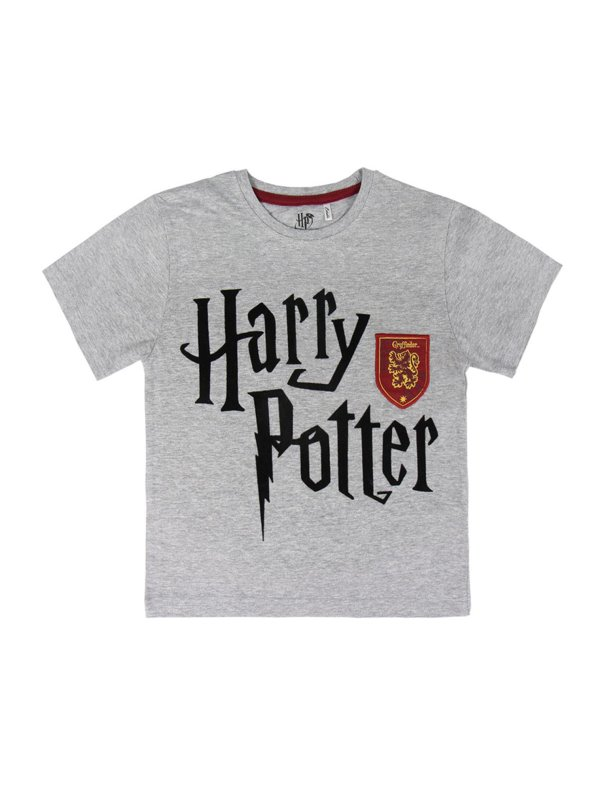 Camiseta manga corta niño estampada HARRY POTTER
