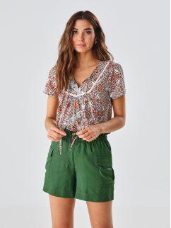 Bermudas Pantalones Cortos Y Shorts Moda Mujer Compra En Venca