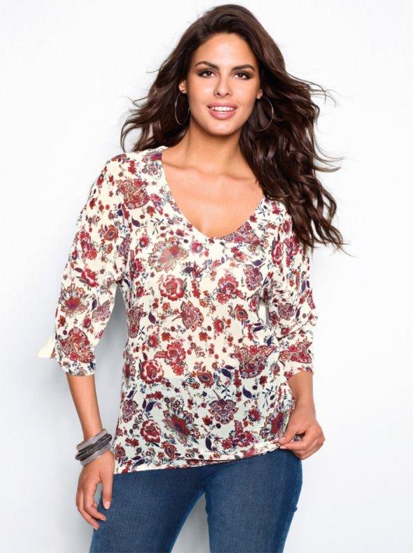 99a05a83fc7 Blusas estampadas mujer - precio en tiendas de 5€ a 280€ - LaTOP.es