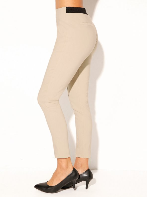 Long trousers women tregging pad