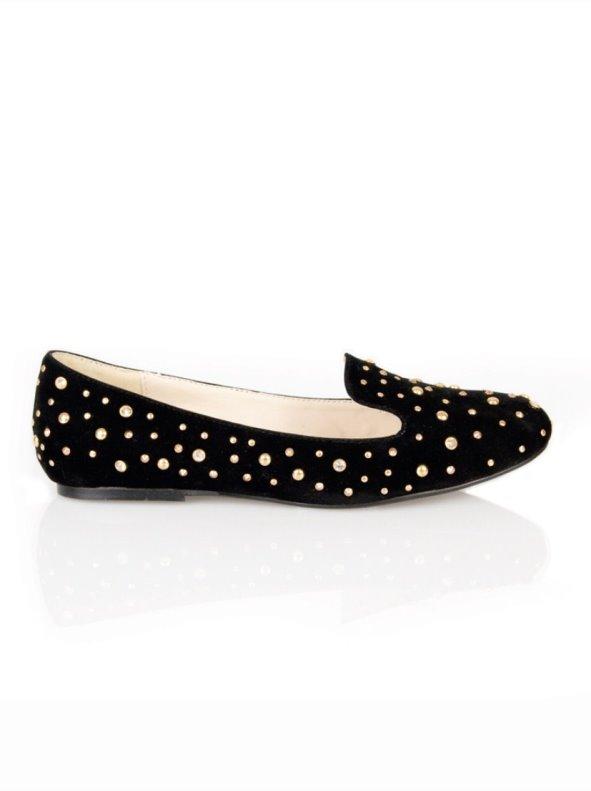 Zapatos mujer bailarinas con aplicaciones