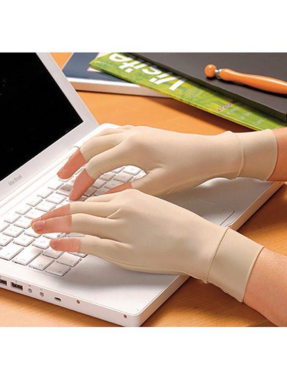 Guantes térmicos anti artritis para manos doloridas