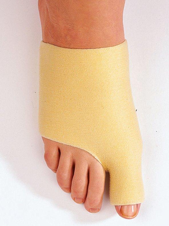 Corrector dedo gordo pie ligero y ajustable elástico
