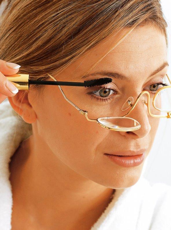 Gafas de maquillaje con cristales aumento BLANCHEPORTE