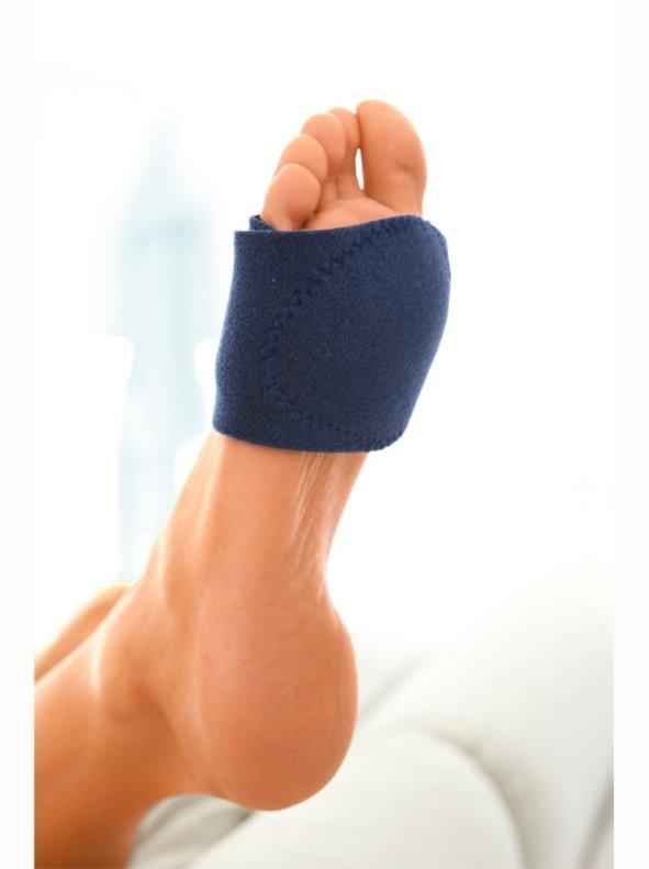 Soporte plantar de gel para el arco del pie